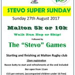 Download Stevo Super Sunday Poster