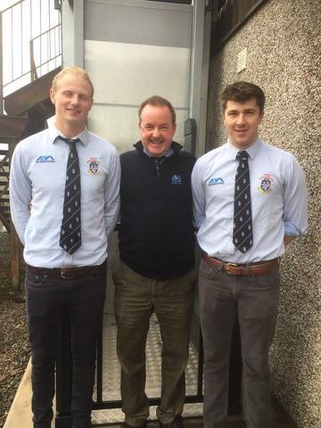 Adam Gray - Stewartry Rugby Club