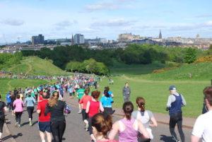 Edinburgh Half Marathon
