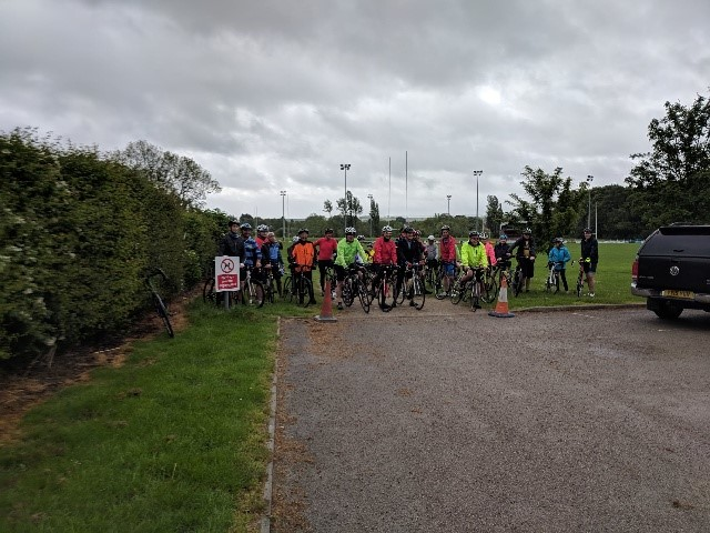 Robs Ride 2019