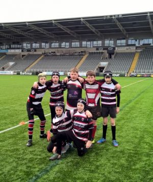 U11s at Kingston Park