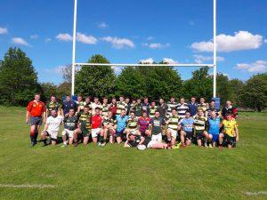 Malton v Newcastle Agrics 2019 @ Wallsend Rugby Club, Newcastle