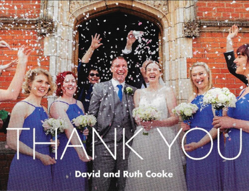Ruth & David Cooke Wedding