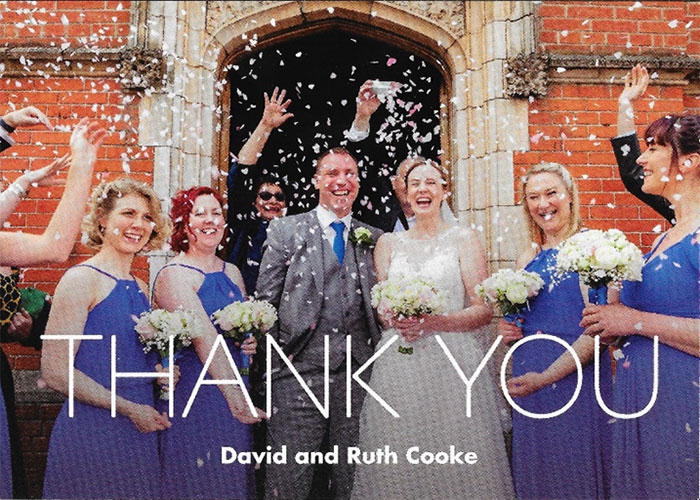 Ruth and David Cooke Wedding