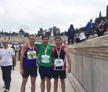 Greek Marathon
