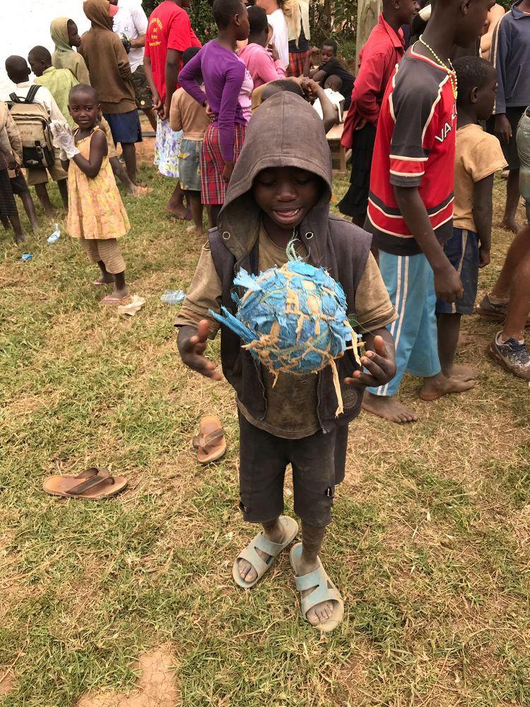 Building a School in Uganda