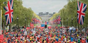 Phil McKechnie London Marathon