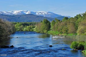 Source 2 Sea @ River Spey Scotland