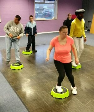 Nottingham Clubs for Young People with Disabilities