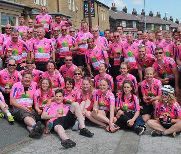 Yarnbury Rugby Club Bike Ride
